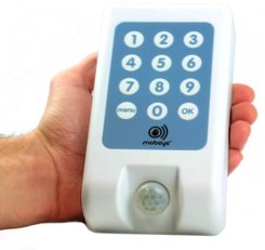 Mobeye mobiel alarm systeem