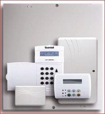 Uw huis veilig alarm