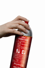 Sprayblussers