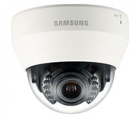 IP minidome video camera's