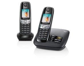 Telefoons en Gigasets
