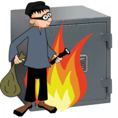 Brand en inbraakwerend