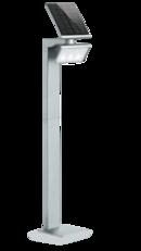 Solar sensor lampen