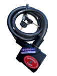 Lock Alarm maxi 1,2 meter, kabelslot met alarm 5944