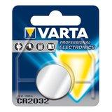 Varta CR2032 Lithium knoopcel batterij_