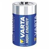 Varta high energy LR20 batterij, D mono_