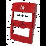 Reset sleutel, hand-brandmelder_