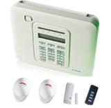 Uw huis veilig alarmsysteem ACTIE! compleet met montage_