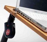 Racefiets Lock Alarm CSA Mini, kabelslot met alarm 2770_
