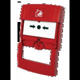 Breekglas voor handbrandmelder, 10 stuks_