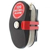 Lock alarm, 4,6 meter kabelslot met alarm 6797