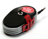 Lock Alarm 1,35 meter kabelslot met alarm 6795xt-LA13
