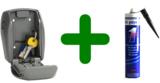 Sleutelkluis MasterLock 5415 + 321 Polymet kit_
