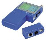 Netwerkkabel tester Multifunctioneel, CMP-RCT21_