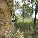 Wildlife camera met 12 megapixel en GPRS om foto's te verzenden_