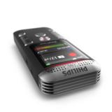 Philips DVT2510 digitale voice recorder met 2 mic stereo en kleurendisplay_