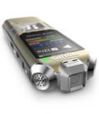 Voice recorder voor hifi-opnames met 3 microfoons Philips DVT6500 _