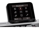 Gigaset DX800A all in one met 3 antwoordapparaten, ingebouwde DECT ontvanger en headset aansluiting_
