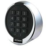 Sistec SPS 107-1 60P brand-en-inbraakwerende kluis met multicode slot_