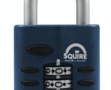 Squire CP40 slot voor lockers, cijferhangslot_