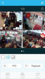 Draadloos camerabewaking systeem, incl. vier Full HD 1080P camera's goede draadloze beeldkwaliteit_
