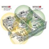 Draadloos WiFi toegangspunt OFFICE +1 voor OFFICE 123 AC1300 2.4/5 GHz wit - Edimax_