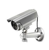 Dummy camera, Bullet zilver DUMCBS10SR_
