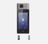 Hikvision DS-K1T671TM-3XF toegangscontrole met gezicht temperatuur herkenning