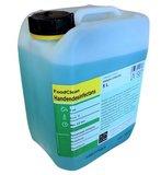 Desinfectiezuil met desinfectiemiddel, combi voordeel