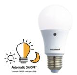 Sylvania Led-Lamp E27 8.5W 806lm 2700k met dubbele lichtsensor