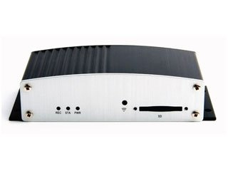 Vista, 1kanaal, MiniD400, DVR robuuste