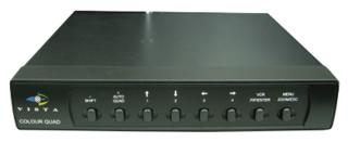Vista VQCM4-EU, Quad processor, kwadrant  voor 4 cameras