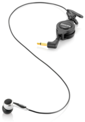 Telefoon pick up microfoon, Philips, LFH 9162
