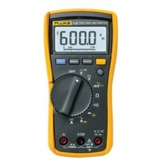Multimeter, Fluke 115 true RMS