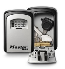MasterLock 5401, sleutelkluisje