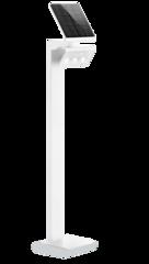 Solar, sensor LED lamp, wit