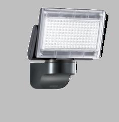 Steinel, XLED HOME 1 S, lamp met bewegingssensor voor buiten zwart
