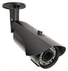Beveiligingscamera met varifocale lens zwart SAS-CAM2100