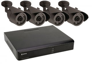 NVR-set met 4 cameras SAS-SETNVR10