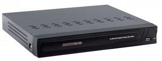 Digitale videorecorder met ingebouwde 500GB