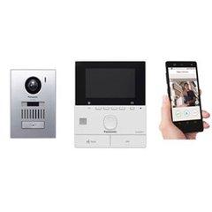 Panasonic video intercom systeem met smartphone app, VL-SVN511