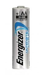 AA Energizer Ultimate lithium batterij 1,5 V 4 stuks