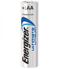 AA Energizer Ultimate lithium batterij 1,5 V 2 stuks