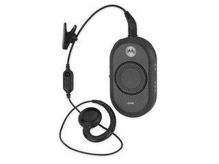 Portofoon met oortje, Motorola CLP446 PMR met lader