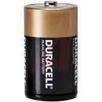 Duracell D cell batterij, PLUS POWER ALKALINE D/MN1300 BLISTER 2
