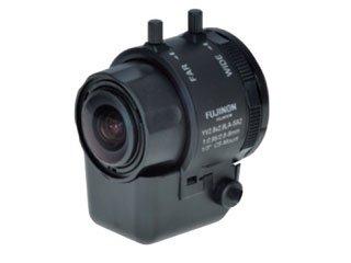 Varifocal Fujinon lens, dag en nacht YV2.7X2.9LR4D-SA2L