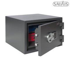 Salvus Palermo 1 elo, inbraak en brandwerende kluis met elektronisch slot
