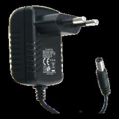 12V / 600 mA adapter DC1206, universeel