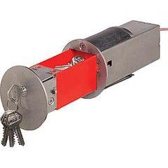 Lips sleutelbuis 5860MSV, met elektromechanische vergrendeling