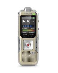 Voice recorder voor hifi-opnames met 3 microfoons Philips DVT6500
